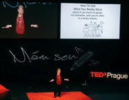 Barbara Sher TEDx Prague 2016 video
